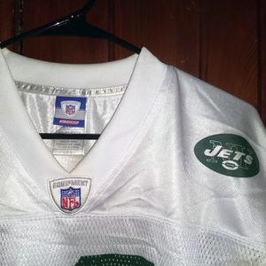 Reebok Shirts - NY JETS JERSEY - 10 Chad Pennington - NFL Football